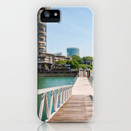 Scenic spot at Darwin Waterfront Wharf iPhone Case