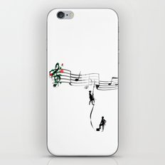 TANAN (Fighting for Love) iPhone & iPod Skin
