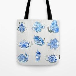 Brave Snail Tote Bag