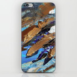 Gold Rush iPhone Skin