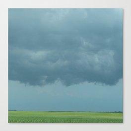 Storm Clouds // Landscape Photography Canvas Print
