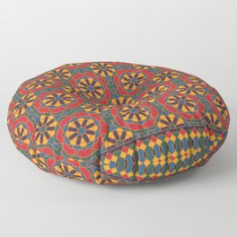 Moroccan Pearl Floor Pillow
