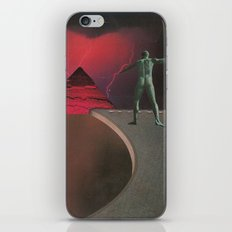 The Gods Must Be Crazy iPhone & iPod Skin