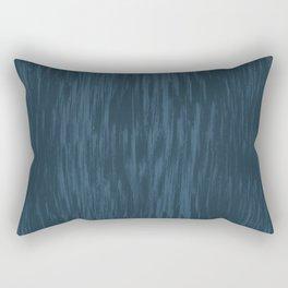 Texture Blues Rectangular Pillow