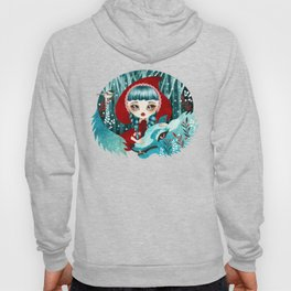 Red of the Woods Hoody