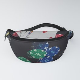 royal flush Fanny Pack