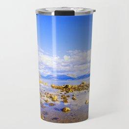 Loch Linnhe Clouds Travel Mug