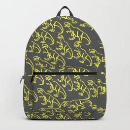 Iluminating Dinosaurs Backpack