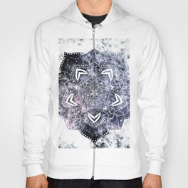 CANCER CONSTELLATION MANDALA Hoody