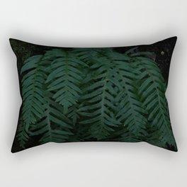 Dark Forest Rectangular Pillow