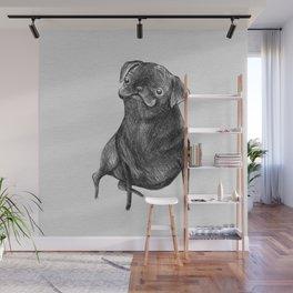 Le Carlin Noir Wall Mural