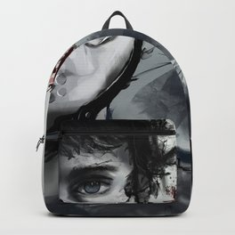 Will & Hannibal Masked Backpack