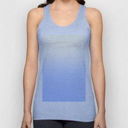 CLOUDY SKIES - Minimal Plain Soft Mood Color Blend Prints Unisex Tank Top