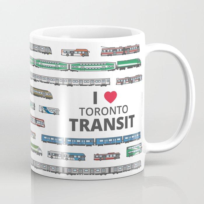 The Transit of Greater Toronto Coffee Mug