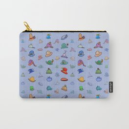 Funny Hats Carry-All Pouch