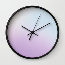 #dce0e9 Wall Clock