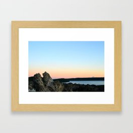 The Birthday Framed Art Print
