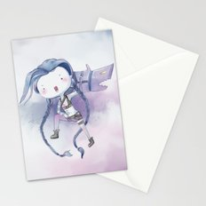 Get Jinxed! Stationery Cards