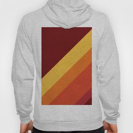 Retro 70s Color Palette II Hoody