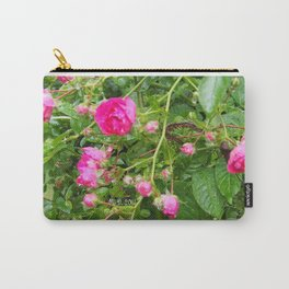 Flowers of the garden Carry-All Pouch