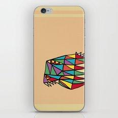 Triheaded iPhone & iPod Skin