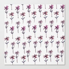 Sweet Floral pattern Canvas Print