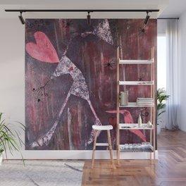 L'amour fou - Fool love Wall Mural