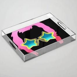 Elton Acrylic Tray
