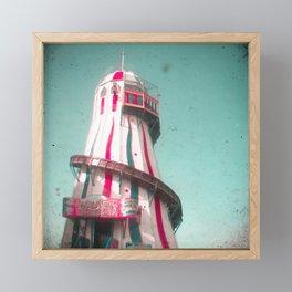 Helter Skelter Framed Mini Art Print
