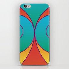 Swirly pretty thingies of goodness iPhone & iPod Skin