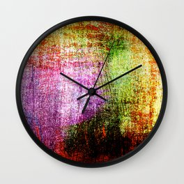 Arguement Against Murphy's Law Wall Clock