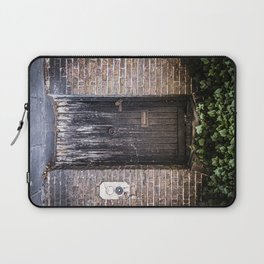 A door in London | Color Photography | Travel Photography |  Street Photography | Photo Print | Art Print Laptop Sleeve