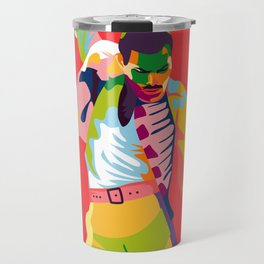 Rock legend Travel Mug