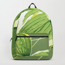 Ficus Plant 5 Backpack