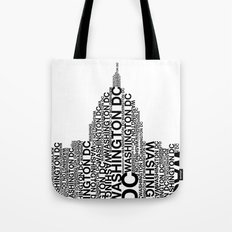 Washington Capitol  Tote Bag