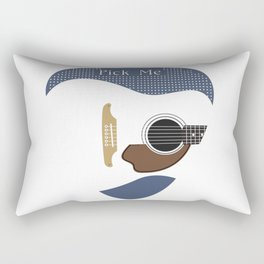 Pick Me (Guitar) Rectangular Pillow