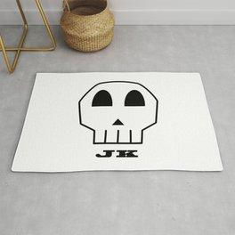JK Skull Rug