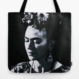 Frida Kahlo Darkness Tote Bag