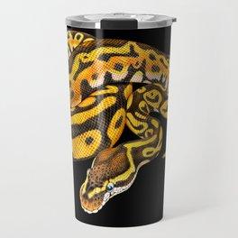 Ball Python Travel Mug