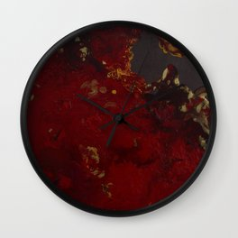 Pancytopenia Wall Clock
