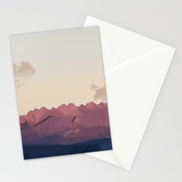 New Mexico Desert Stationery Cards