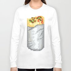 San Francisco Mission Burrito Long Sleeve T-shirt