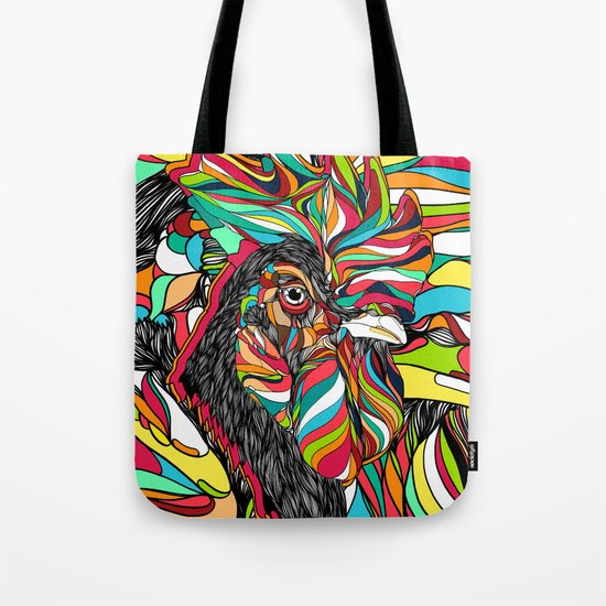 Tropical Cock (Feat. Bryan Gallardo) Tote Bag