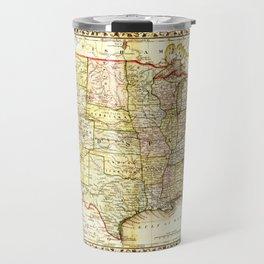 1867 USA Map Travel Mug