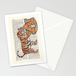 War Eagle  (Auburn Tiger) Stationery Cards