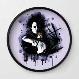 I Am Not Complete Wall Clock