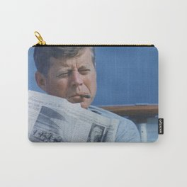 JFK SMOKING Carry-All Pouch