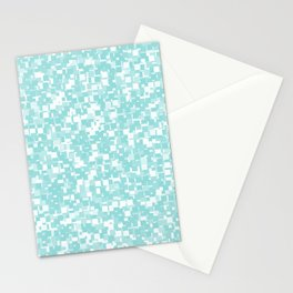 Limpet Shell Pixels Stationery Cards