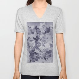 hideaway for tiny creatures Unisex V-Neck