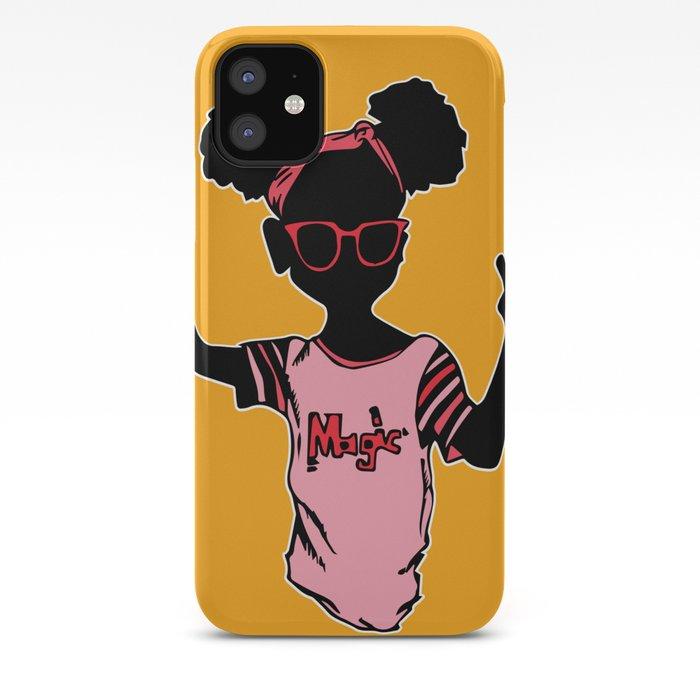 Black Girl Magic Iphone Case By Cooli Ras Art Society6